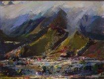 Image of Kahaluu #2 - Painting