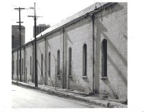 Image of Bus Barn (Exterior) - Print, Photographic
