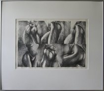 Image of It's All in the Hips (1st State) - Print