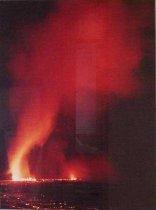 Image of East Rift Eruption 1973 Volcano National Park - Print, Photographic