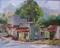 Image of Haleiwa - Painting