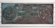 Image of Neal S. Blaisdell Center - Plaque
