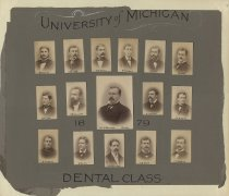 Image of U-M School of Dentistry- Dental Class Photograph Collection - 0292.1879