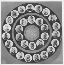 Image of U-M School of Dentistry- Dental Class Photograph Collection - 0292.1886
