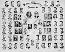 Image of U-M School of Dentistry- Dental Class Photograph Collection - 0292.1949