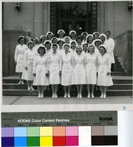 Image of U-M School of Dentistry- Dental Hygiene Class Photograph Collection - 0293.1948