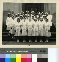 Image of U-M School of Dentistry- Dental Hygiene Class Photograph Collection - 0372.0035