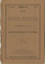 Image of The Dental Register - 0966.0027