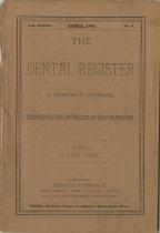 Image of The Dental Register - 0966.0028