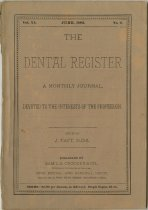 Image of The Dental Register - 0966.0042