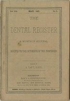 Image of The Dental Register - 0966.0053