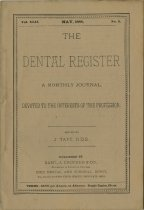 Image of The Dental Register - 0966.0064