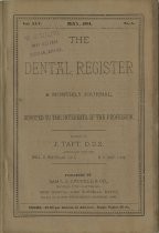 Image of The Dental Register - 0966.0098