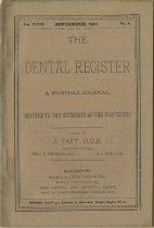 Image of dental register 09/1893