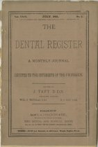 Image of The Dental Register - 0966.0146