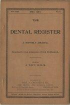 Image of The Dental Register - 0966.0192