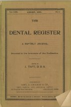 Image of The Dental Register - 0966.0195
