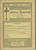 Image of The Dental Register - 0966.0264