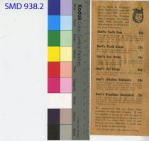 Image of C S Dent & Co. Information Sheet 1942