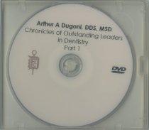 Image of Arthur Dugoni part 1