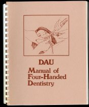 Image of DAU Manual of Four-Handed Dentistry