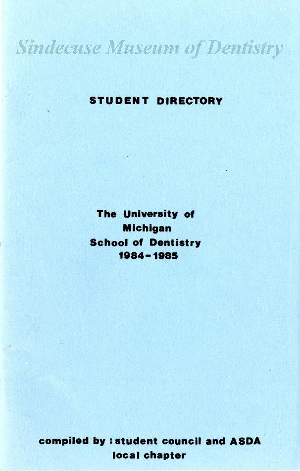 Université du Michigan datant