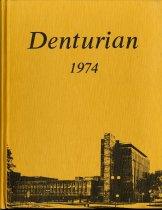 Image of School of Dentistry Denturian 1974 yearbook