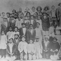 Image of Norwood Black School, 1917