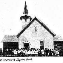 Image of West Albemarle Baptist Church