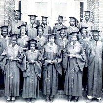 Image of Kingville High School Senior Class