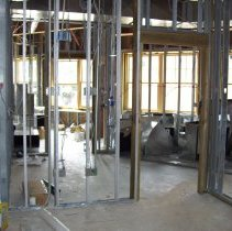 Image of Interior View;Rrenovation of Home Savings Bank