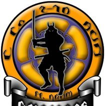 Image of Warlords Insignia ,Fort Drum