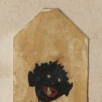 Image of Album Inside Back Cover Detail