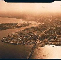 Image of 2004.001.0618 - Aerial- Downtown Jacksonville