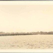 """Image of 2007.003.0199 - """"Julington Creek Bridge, etc. Construction Only"""""""