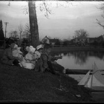 Image of GP1/Box103 - Leah Mary Cox Glass Plate Negatives