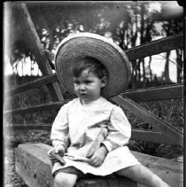 Image of GP1/Box116 - Leah Mary Cox Glass Plate Negatives