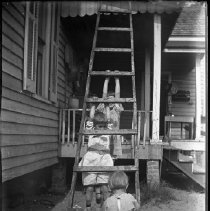 Image of GP1/Box044 - Leah Mary Cox Glass Plate Negatives