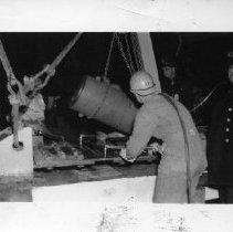 Image of MC14.11S.81 - Maintenance S.S. John White Liberty Ship, Hull #26 December 31, 1943