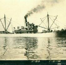 Image of MC14.18S.41 - SS W.M. Tupper, 1918