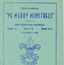 "Image of ""Ye Merry Minstrels"""
