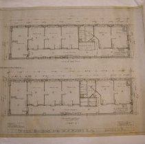 Image of Second and Third Floor Plans