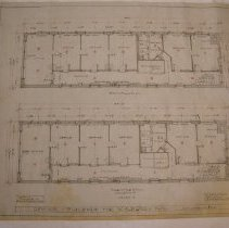 Image of Fourth and Fifth floor plans