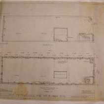 Image of Eighth and Roof Plans