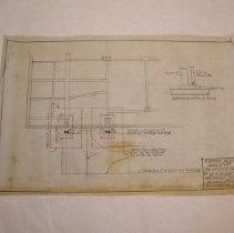 Image of Detail of footing plan