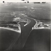 Image of 1699 - Aerial view of Mayport, 1951.