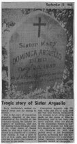Image of Sister Arguello