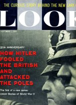 Image of Look Magazine with Aldolf Hitler on the cover