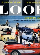 Image of Cover of Look Magazine