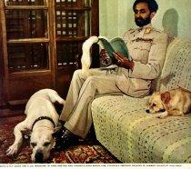 Image of Ethiopia's Emperor Haile Selassie